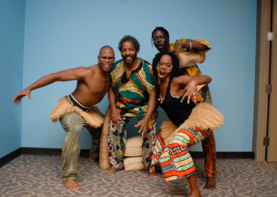 Tribal Awakening Move Event