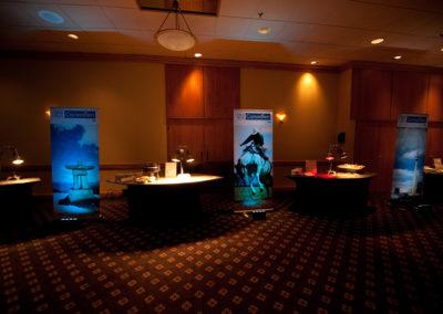 True Blue Canadien Hosting Event