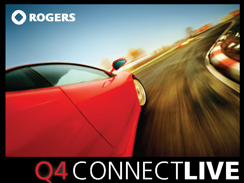 Rogers Q4 Connect Live – Employee Webcast