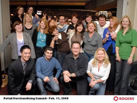 2008 Retail Merchandising Summit – Toronto