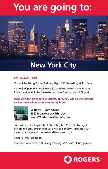NYC Suitcase Adventure – New York City