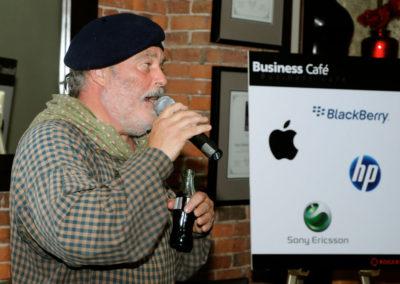 Rogers Business Café