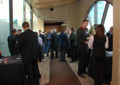 Rogers Business Café – Winnipeg