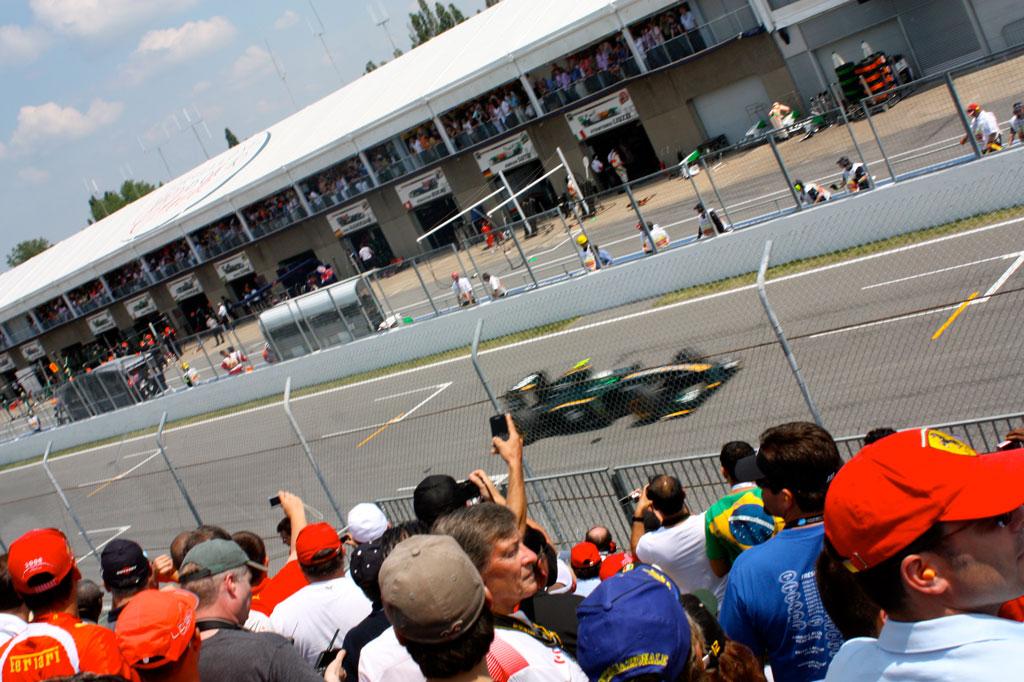 Rogers Grand Prix Glentel Incentive Trip