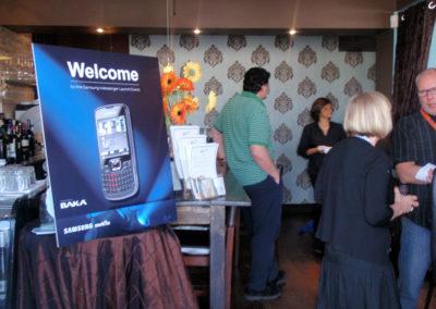 Baka & Samsung Showcase