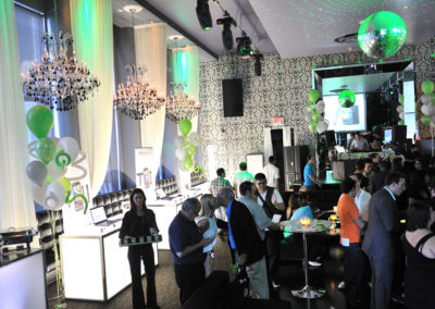 HTC Desire Launch Party
