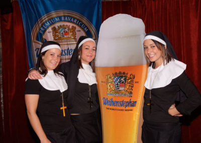 Weihenstephan Draught Launch