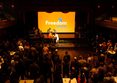 Freedom Mobile – Urban Eats N Beats
